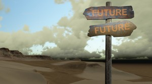 Signs pointing to the future